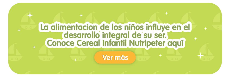 Cereal Infantil Nutripeter